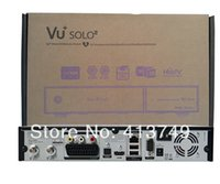 Cheap HD vu solo2 original Linux system decoder 1300 MHz CPU 2 dvb-s2 tuner vu solo 2 hd satellite receiver free shipping