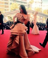 award pictures - Elegant Long Prom Dresses Red Carpet Plunging Sleeveless Open Back Elie Saab High Low Celebrity Dress Golden Awards Evening Party Gowns