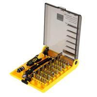 Wholesale 45 in Professional Hardware Screw Driver Tool Kit JK B AY050