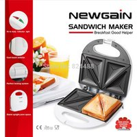 Wholesale SANDWICH MAKER W Non Stick Cooking Surface Sandwich Toaster