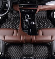 audi floor mat - Good quality Custom special floor mats for Audi A1 durable waterproof easy to clean carpets for Audi A1