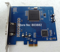audio video pci cards - 8 CHANNEL Cameras Video and CH Audio Input BNC PCI Express DVR CARD Support CH Full D1 Recording