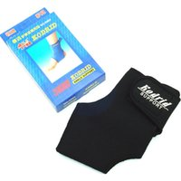 Wholesale Condar adjustable ankle support joint sports wool box