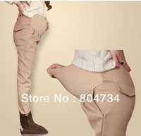 Wholesale Pregnant women pants pregnant women prop belly pants Maternity