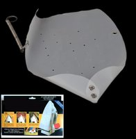 ironing board - Ironing Board Cover Pad Shoe Wonder Shield Protecting Board for Fabrics Cloth Heat Without Scorching Laundry Accessories