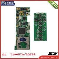 Wholesale 2CH DVR Module For Car Bus Taxi etc CH d1 dvr mini dvr module