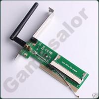 wireless pci lan adapter - WiFi b g Wireless LAN Mini PCI to Adapter