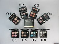 Wholesale 60pcs new Professional Cosmetics Eyeshadow Color chan Makeup Eyeshadow Palette Free DHL Shipping