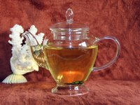 Wholesale 2015 Rushed Real Eco Friendly Yixing Teapot ml Glass Teapot Easy Use Tea Set for Make Flower And Coffee