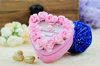 heart shaped tin box - 30Pcs Tin Box Wedding Favour Boxes Chocolate Candy Gift Box Christmas gift boxs