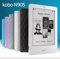 Wholesale Kobo inch e ink ebook reader touch screen e book not glo wifi ereader ink e book