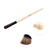 wooden horse - Top Seller Professional Eyeshadow Brush Makeup Brushes Comestic Tools Horse Hair Wooden Handle IA23