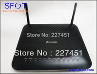 Wholesale Huawei ONU Echolife HG8245 Epon optical network Terminal apply to FTTH ONT FE Voice Wifi English System