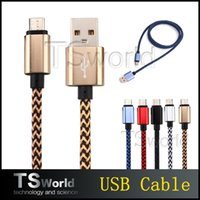 Wholesale Cheap Iphone Mobile Charger - Cheap charger cable for Samsung micro USB Charging cable 1m 3ft For S6 edge i6 HTC LG HUAWEI Android Mobile Cell Phones