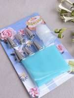 big ice box - Cooking Tools icing Bag Big size Re useable Cake Silicone Icing Bag Pastry Bag Eco Friendly Piping Bags DIY Tools with retail boxes