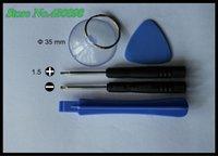 Wholesale 500 set bag piece set Opening Pry Tool Screwdriver Repair Kit Set PH000 slotted screwdriver pry bars triangle tool Sucker