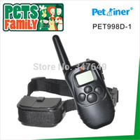 barks equipment - Dog training equipment anti bark dog trainer d remote control dog training collar