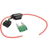 Wholesale In Line Car Mini Blade Fuse Holder Waterproof AWG A V V V DC New