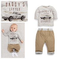 Cheap Child Suit Infant Outfits Best Boy Suit Toddler Clothes