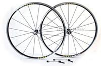Wholesale 2014 New STARS Road Bike C Wheels Wheelsets ZJS171 Novatec Sealed Hub For Shimano S S