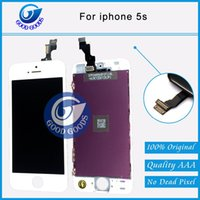 apple outlets - 10PCS AAA Quality For iPhone S LCD Display Digitizer Assembly Pantalla For Iphone S Replacment Factory Outlet In Stock