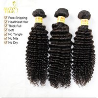 Cheap Malaysian Deep Curly Virgin Hair 3Pcs Unprocessed 7A Malaysian Human Hair Weave Bundles Malaysian Kinky Curly Virgin Hair Weft Natural Color