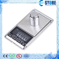 Wholesale High quality g x g Mini jewelry pocket LCD Digital Scale Electronic Scale Weight Scale backlight H4117