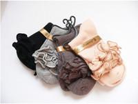 women cute socks - Lace Socks Cotton Frilly Multi Colors Beautiful Girls Socks Chaussette Femme Cute Socks