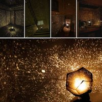 Wholesale Projector DIY Lamp Night Sky Light Romantic Party Planetarium Star Celestial HOT Selling