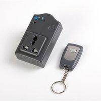Wholesale Elf brand through energy smart home control panel remote control socket