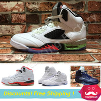 fish price - J5 retro Oreo s V men cheap basketball shoes sneakers red black price outdoor sports shoes US sizes Sports shoe