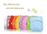 baby promotional products - NEW DESIGEN Comfortabl Promotional discount color Min order9piece baby care products diapers one size adjustable