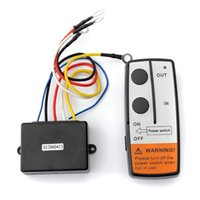 atv winch kits - High Quality Brand New ft Wireless Winch Remote Control Kit For Jeep ATV SUV UTV V Switch Handset