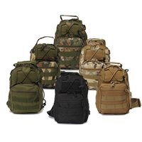 best tactical bags - Best Price Breathable Mesh Durable Nylon Adjustable Outdoor Sport Camping Hiking Shoulder Bag Military Tactical Travel Backpack