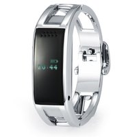 Wholesale D8 Smart Bracelet Bluetooth Pedometer Call Reminder Answering Phone Remote Capture Anti lost Sleep Monitor