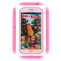 Wholesale Baby Phone Toy Simulator Music Phone Touch Screen Children Toy Electronic Learnin Russian Language