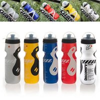 Wholesale 650ml portable adults outdoor sports kettle plastic shaker cups drink jug water bottle for mountain bike cycling bicycle riding
