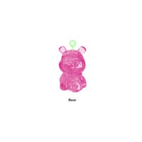Wholesale DIY D Jigsaw Crystal Puzzle Bear Toy Funny Mind Game Kid Gift