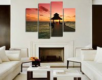 beautiful pies - Pie In Beautiful Sunrise Modern Wall Art On Quality Canvas Painting