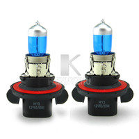 auto replacement bulb - Car H13 V w White Headlight Halogen Lamp Auto Replacement Light Bulb K