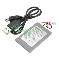 Wholesale Replacement Battery Power Supply USB Data Charger Cable Cord Pack for Sony for Playstation Controller
