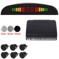 Wholesale Intelligent Omnibearing Car Parking Assistance System Contain Visual Digital LED display Sensors CAL_238