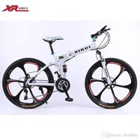 Wholesale Folding bicycle bicicleta inch xirui mountain bicycle speed fixed gear mountainbike fat bike bicycles adult unisex biycle