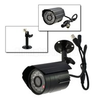 Wholesale Home Surveillance Waterproof Colour IR LED mm TVL IR Night Vision CCTV Security Outdoor Bullet Camera