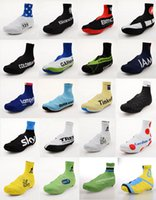 Wholesale Tour De France Cycling Bike Bicycle Cycling Overshoes Roupa Ciclismo Shoes Cover MTB wear Size M XL Styles