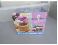 Wholesale 110V or V nice ice ice cream for domestic ice cream machine electric ice cream machine Pack