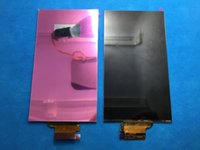 Wholesale 50 New For Sony Xperia Z Ultra XL39h C6802 LCD Display Screen Replacement Parts DHL