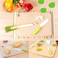 antibiotics foods - Eco friendly snijplank Fiber Antibiotic Cutting Mincing Board Biodegradable Chopping Block planche cuisine food cutting tool