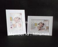 acid free cardboard - Acid free white cardboard picture frame x6
