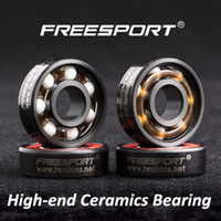 Wholesale ABEC RS Ceramic Bearings Drift Skate Skate Board Roller Skater Ring Fish Skateboards Scooter Bearing